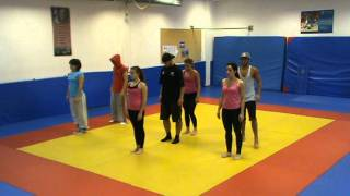Lusófona 10/11 - Ginástica de grupo EBE 1 (Step Up Mix)