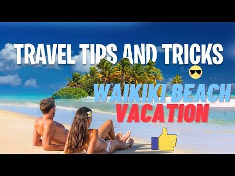 ✅ Waikiki Beach Vacation