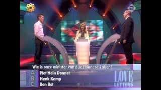 Love Letters (TROS) - 07-05-2005 - Laatste aflevering