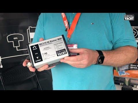 WL510  - Marine WiFi system