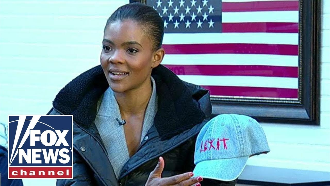 CANDACE OWENS ''STOLE BLEXIT'' FOR HER DAM SELF
