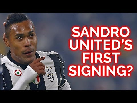 £52m Sandro Announced After Cup Final? | MUFC Transfer Talk