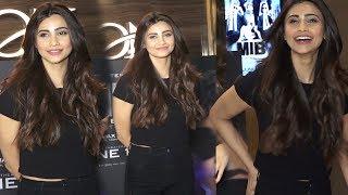Daisy Shah spotted at MIB International screening    FilmyStarss