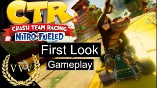 Crash Team Racing Nitro-Fueled Preview