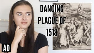 THE DANCING PLAGUE OF 1518 | MIDWEEK MYSTERY