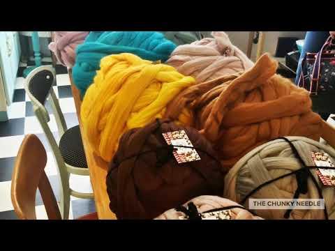 Bristol Chunky Arm Knitting Workshops