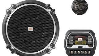 первый взгляд на акустику JBL GTO-6508C от Decibel