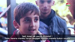 Download Video Social Experiment - Alquds Ibu Kota Israel ? MP3 3GP MP4