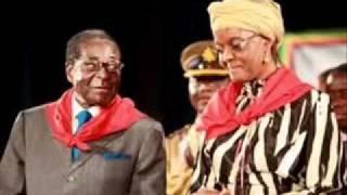 Zimbabwe Police Band-Shinga muroora.wmv