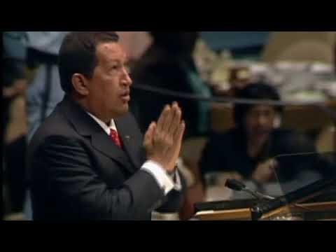 Уго Чавес о дьяволе