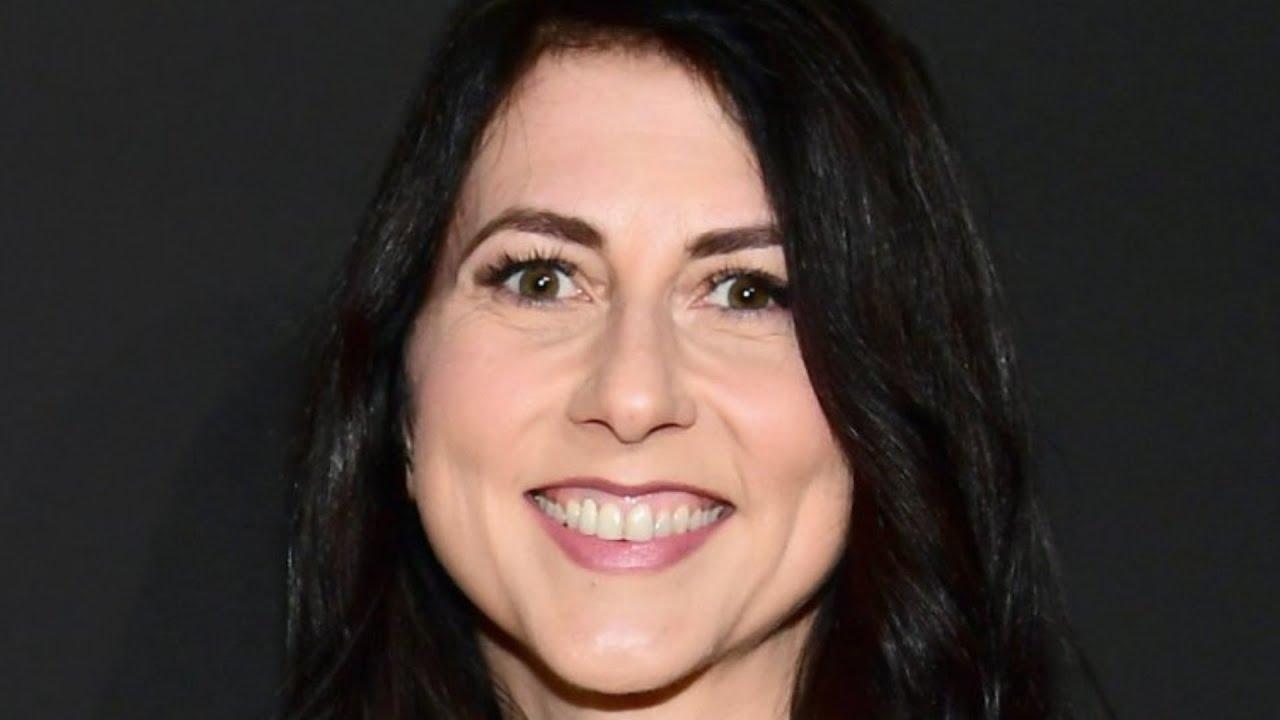Philanthropist MacKenzie Scott, Ex-Wife of Jeff Bezos, Marries ...