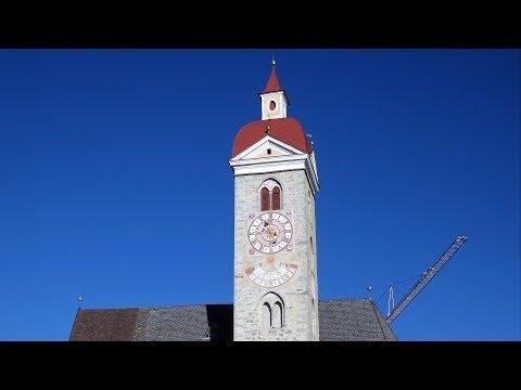 Natz (Südtirol) Geläute der Pfarrkirche St. Philippus und Jakobus