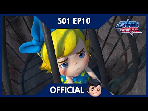 Thumbnail: [Official] DinoCore | Save the princess!? | 3D | Season 1 Episode 10