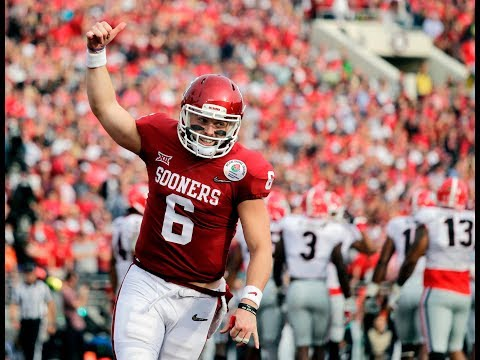 Baker Mayfield Highlights -