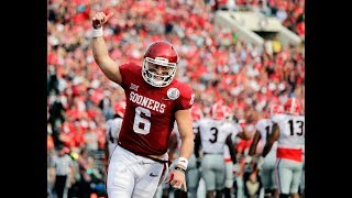 """Baker Mayfield Highlights - """"Better Now"""" (Post Malone)"""