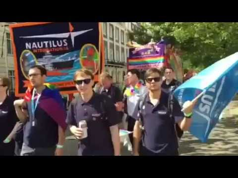 Young Maritime Professionals Forum at London Pride March