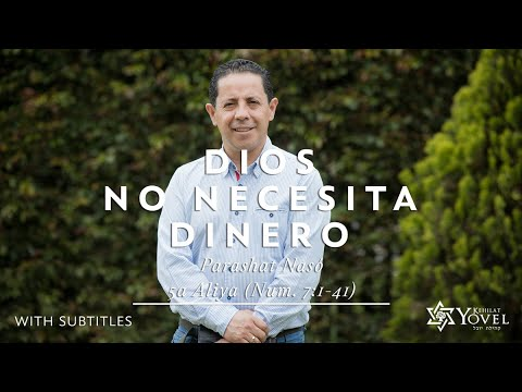 Nasó - Dios no necesita dinero / God doesn't need money