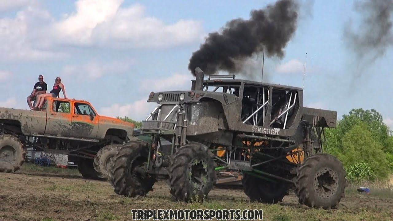 Dmr Team Truck Challenge Part 2 Sxs Mud Drags