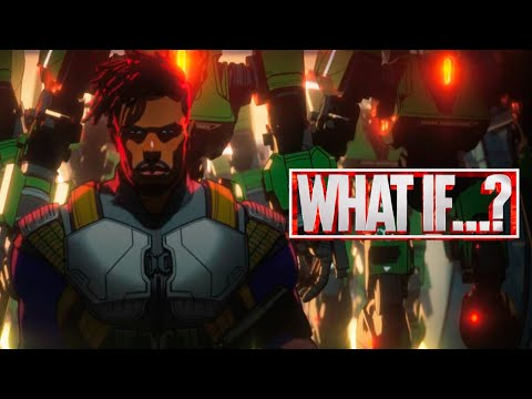 What If...? T01E06: