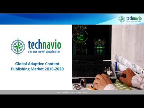 Global Adaptive Content Publishing Market 2016-2020