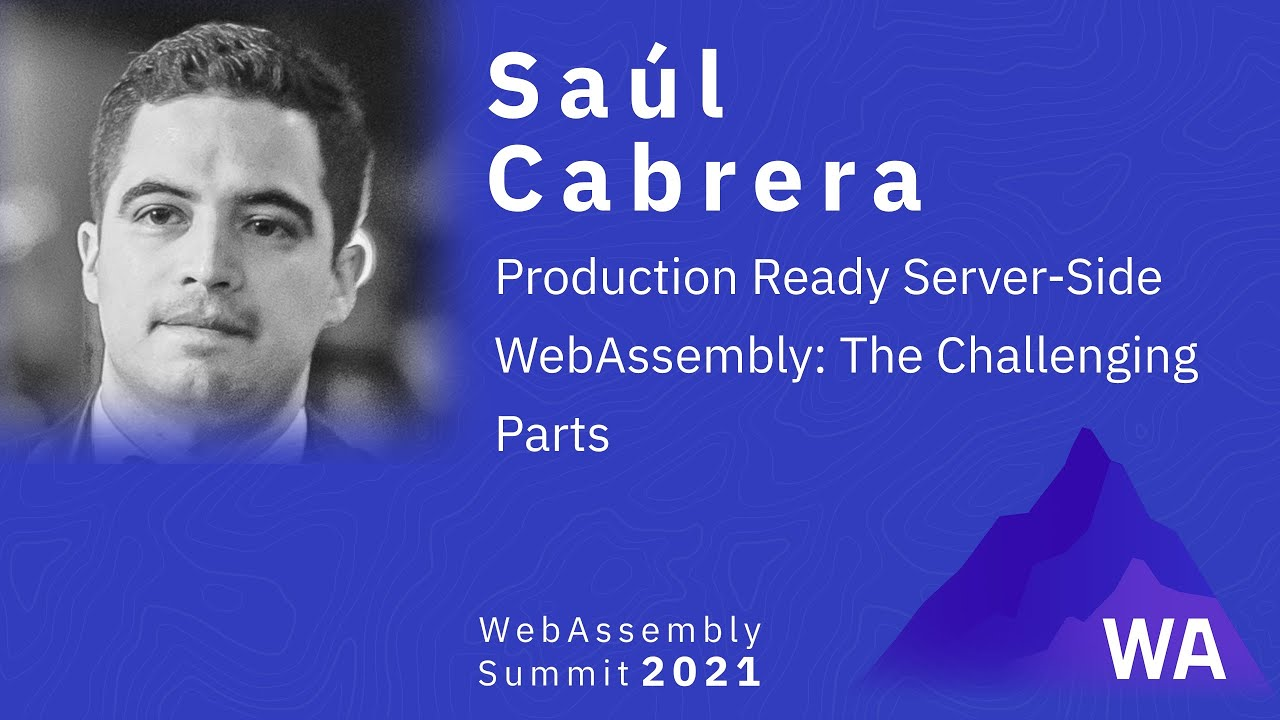 Production Ready Server-Side WebAssembly: The Challenging Parts