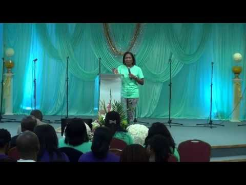 Vessels of Honour Conference 2016- Session 5 - Rev(Mrs) Funk