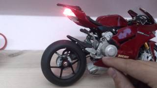 Anti-theft protection for panigale 1199 handmade. made in Viet Nam
