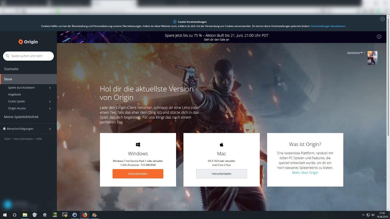 origin download in queue fix 2018 youtube