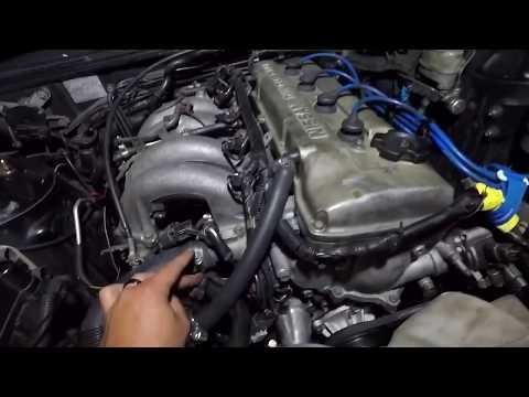 240SX Throttle Position Sensor replaced - (S14) - Rough idle and sluggish  acceleration fixed - YouTubeYouTube