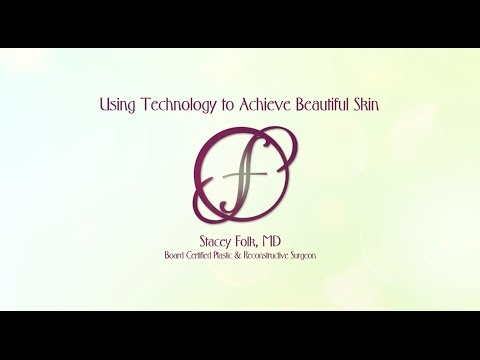 Using Technology to Achieve Beautiful Skin
