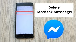 How to Deactivate Messenger on iPhone (2020)