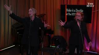 Make It A Double coming to Live at Zedel 28 October
