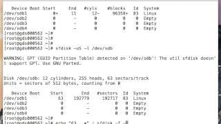 Системное администрирование Linux. Часть 9.(Видео группы https://vk.com/shkola_sysadm. Разделы, файловые системы, gpt, mbr, монтирование, fstab, утилиты fdisk, sfdisk, mkfs, работа..., 2015-05-07T19:23:40.000Z)