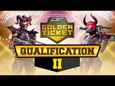 Dunia Games Golden Ticket FFIM 2019 Qualification 2 - Upper and Lower Bracket Round (GameZ GG Jambi)