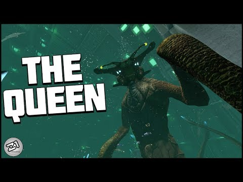 Finding the QUEEN! Containment Facility, Enzyme Blueprint ! Subnautica Gameplay E14 | Z1 Gaming