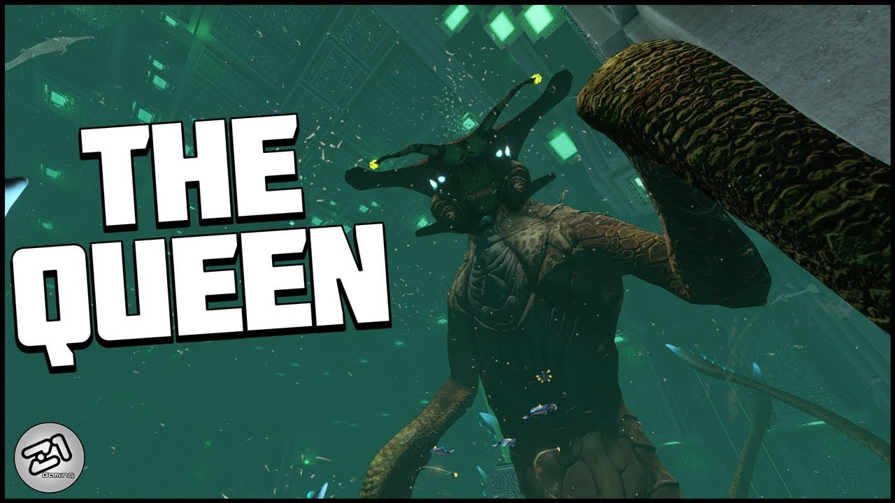 Finding the queen containment facility enzyme blueprint containment facility enzyme blueprint subnautica gameplay e14 z1 gaming malvernweather Image collections