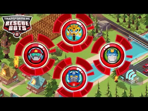 transformers-rescue-bots:-hero---complete-all-mission-with-optimus-and-bumblebee