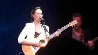 Sara Bareilles - Let The Rain (At the Granada Theatre 1/7/12)