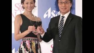 米倉涼子「アサヒワインアンバサダー」就任 「多くの人たちにおいしさ伝...