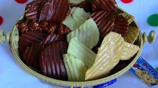 ロイズのポテトチップチョコレート[3種詰合せ]♪\(≧ω≦)/