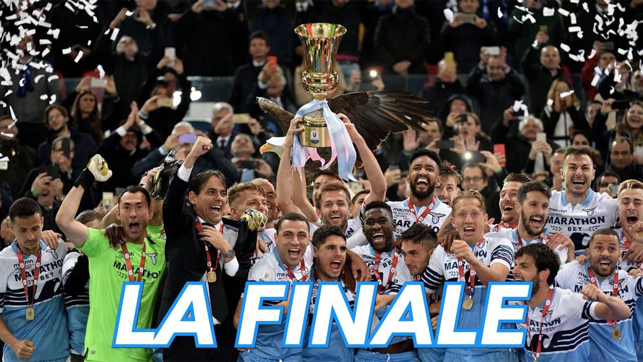 Atalanta 0 Vs 2 Lazio Finale Coppa Italia 15 05 19