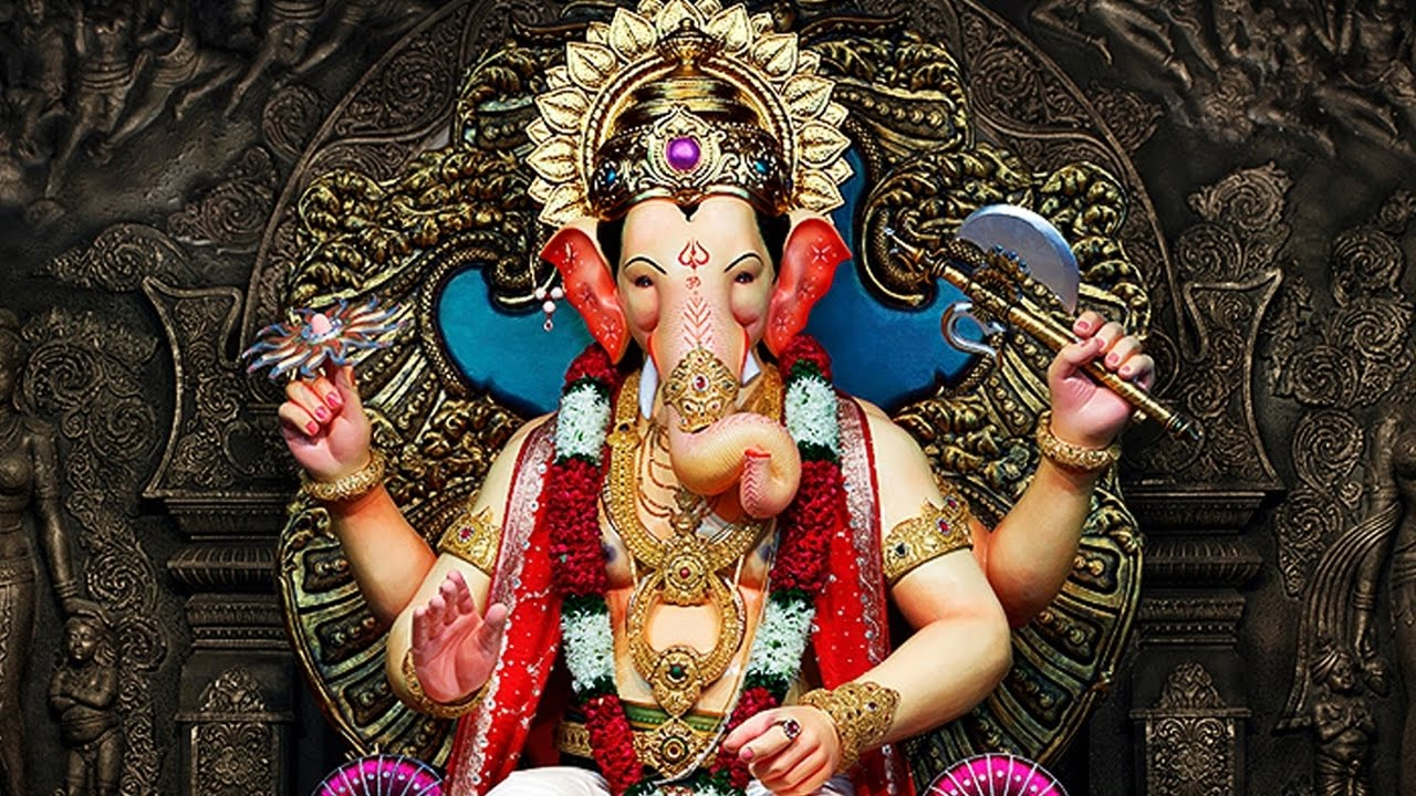 Lord Ganesha Songs Anuradha Sriram Vinagathil Ganesh Chaturthi Special Tamil Devotional Songs Youtube