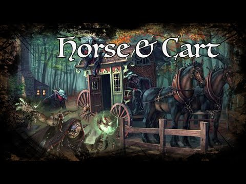 D&D Ambience - Horse And Cart