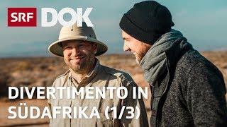 DivertiMento in Südafrika (1/3) | Von Kapstadt bis nach Johannesburg | Doku | SRF DOK