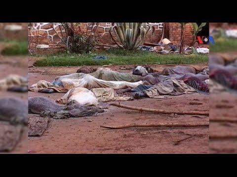 Mỹ rút ra bài học từ cuộc diệt chủng Rwanda năm 1994