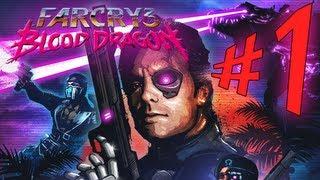 Far Cry 3 : Blood Dragon - Parte 1: Arcade Retrô SENSACIONAL! [ Detonado Playthrough em PT-BR]