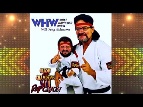 WHW #63: Clash of the Champions VI: Ragin Cajun