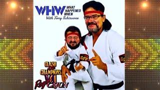 WHW #63: Clash of the Champions VI: Ragin' Cajun