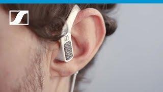 Sennheiser Ambeo Smart Headset  For IOS Active Noise Cancellation