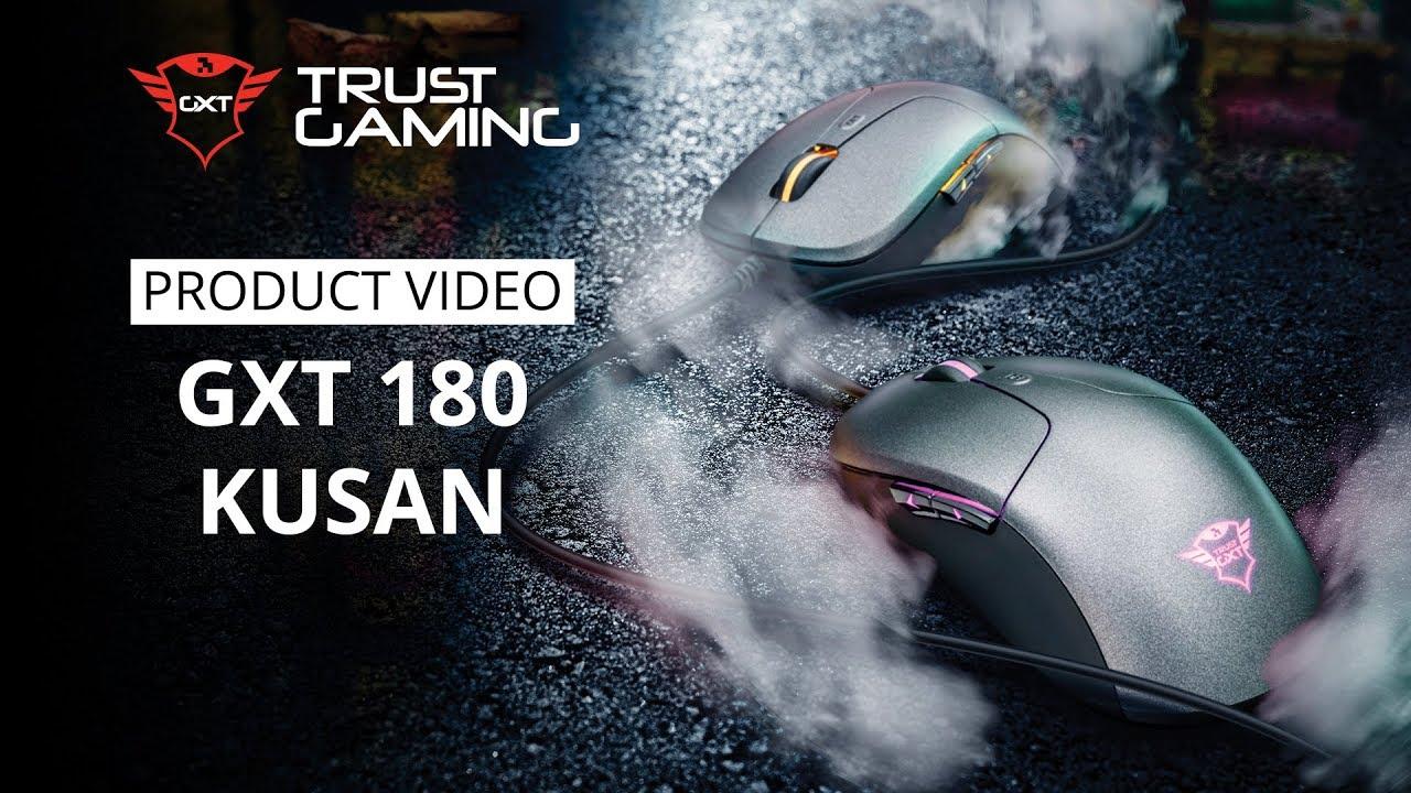 Trust com - GXT 180 Kusan Pro Gaming Mouse